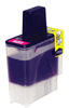 brother lc41m or lc41 magenta ink cartridge
