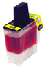 brother lc41y or lc41 yellow ink cartridge