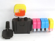 Smart refill ink for canon cl-41 ink cartridge